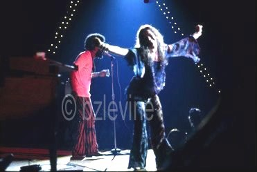 Janis at Woodstock Festival 1969