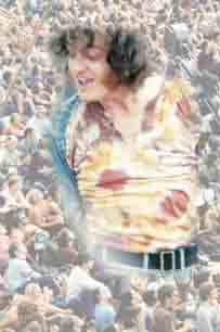 Joe Cocker Woodstock 1969